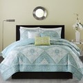 Madison Park Miranda 6-piece Quilted Coverlet Set
