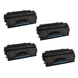 Compatible HP CF400A Toner Cartridge HP M252 M277dw MFP M277 M252dw M252 MFP M277dw M277 M252dw(Pack of 4)