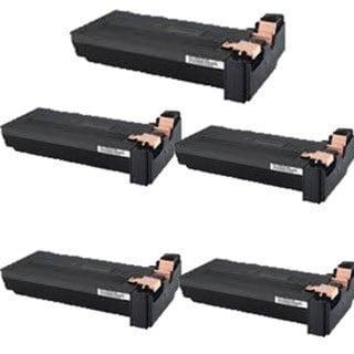 Samsung SCX-6345N Toner Cartridge SCX-6345N (Pack of 5)