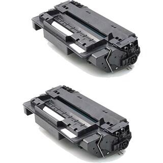 HP Q6511X (11X) Black Compatible Laser Toner Cartridge 2410 2420 2420D 2420N (Pack of 2)