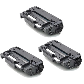 HP Q6511A (11A) Black Compatible Laser Toner Cartridge 2410 2420 2420D (Pack of 3)