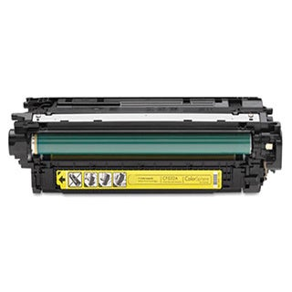 Compatible HP CF302A Yellow Toner Cartridge LaserJet M880Z Color LaserJet M880Z+ Color LaserJet M880Z+NFC (Pack of 1)
