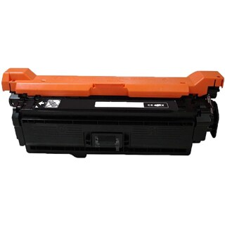 Compatible HP CE400X Black Toner Cartridge 500 M551n M551dn M551xh (Pack of 1)