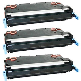HP Q7560A Toner Black Compatible Toner Cartridge 2700 3000 3000dn 3000dtn 3000n (Pack of 3)