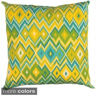 Rizzy Home Lagen 22-inch Indoor/Outdoor Accent Pillow