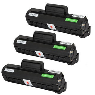 Samsung MLT-D104S Toner Cartridge MLT-D104S ML1666 ML1665 (Pack of 3)