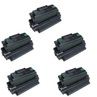 Samsung ML-D4550B Compatible Black Toner Cartridge ML4551N ML-4551NDR ML-4551ND ML-4050 and ML-4050N (Pack of 5)