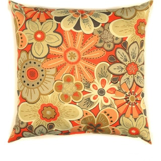 Rizzy Home San Juan Indoor/Outdoor 22-inch Accent Pillows