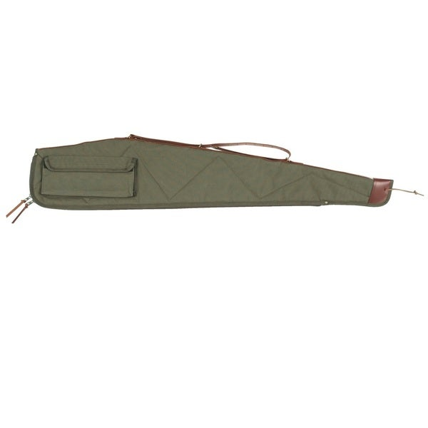 Bob Allen BA4100 Canvas Rifle Case Green