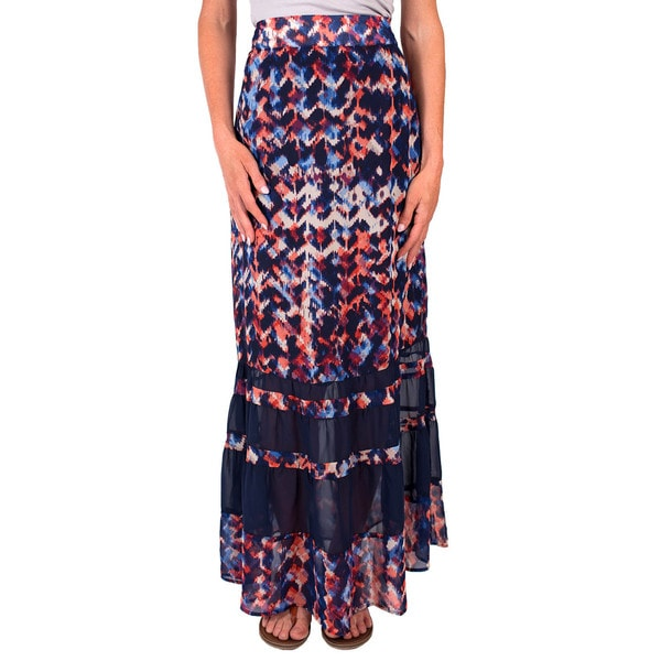 DownEast Basics Women's Art Studio Maxi Skirt