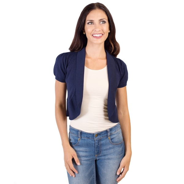 DownEast Basics Women's Shrug it Off Cardigan