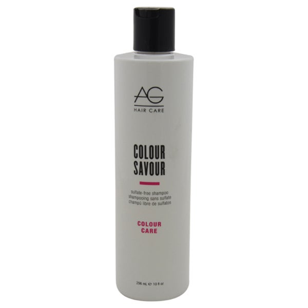 AG Hair 10-ounce Colour Savour Shampoo