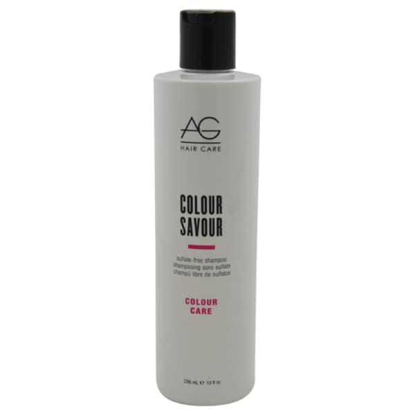 AG Hair 10-ounce Colour Savour Shampoo