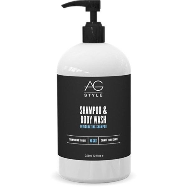 AG Hair 12-ounce Shampoo & Body Wash