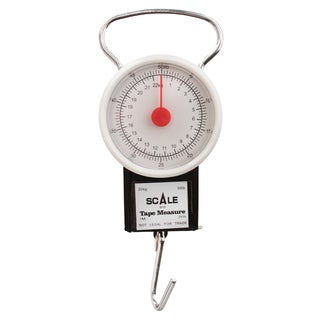 Eagle Claw Scale with Tape Measure 50 lb Dial