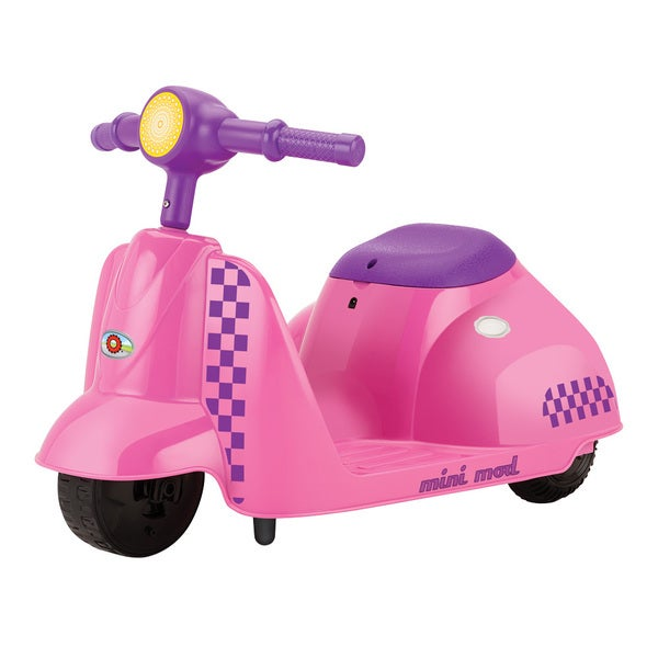Razor Jr. Mini Mod Pink Electric Scooter