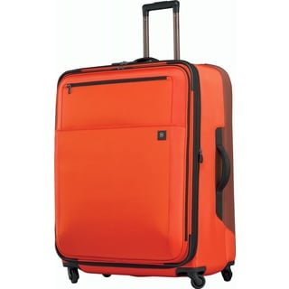 Victorinox Avolve 30-inch Siren Red Expandable Spinner Upright Suitcase