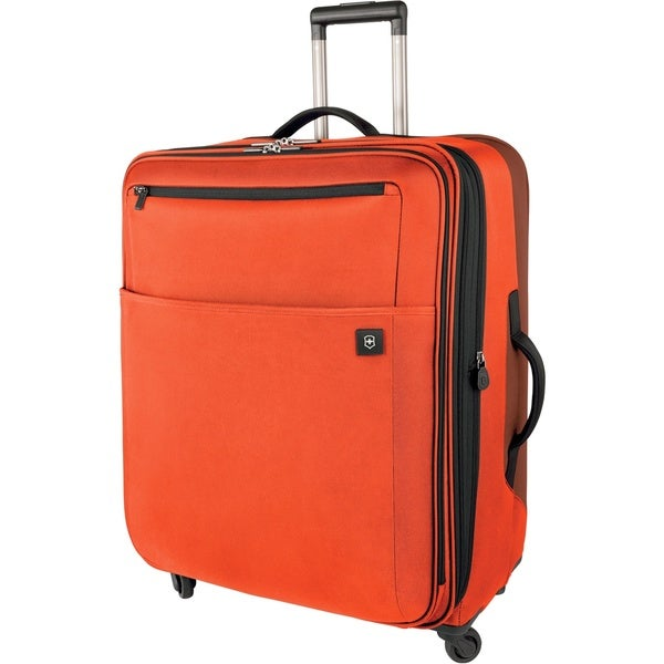 Victorinox Avolve 27-inch Siren Red Expandable Spinner Upright Suitcase