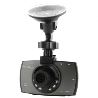 Streetwise Security DVRG30 HD DVR Dash Mount Camera with 8GB SD Card