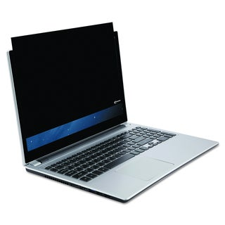 Innovera Black-Out Privacy Filter for 15.6 inch Widescreen Notebook