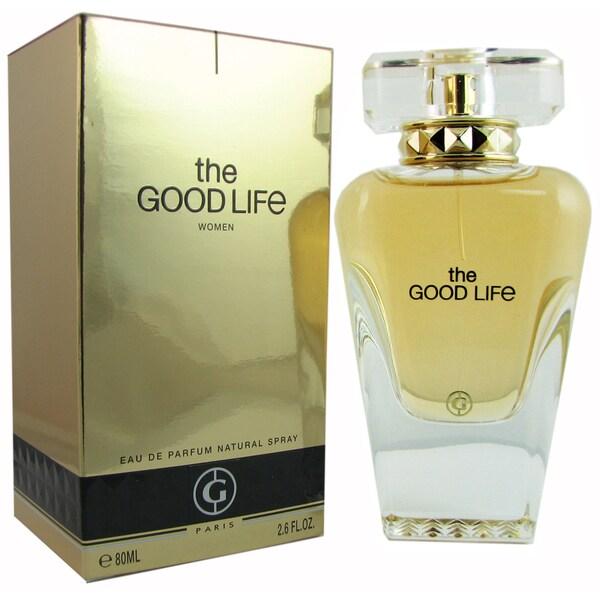 Geparlys The Good Life Women's 2.6-ounce Eau de Parfum Spray