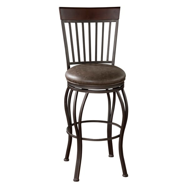 Terrace Bar Height Stool-Pepper