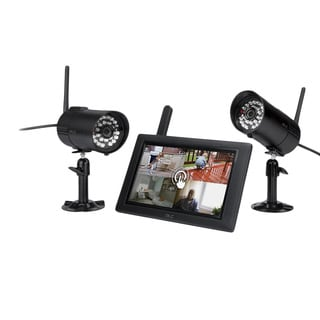 ALC AWS2155 Touch Screen Wireless Surveillance System with 2 Cameras