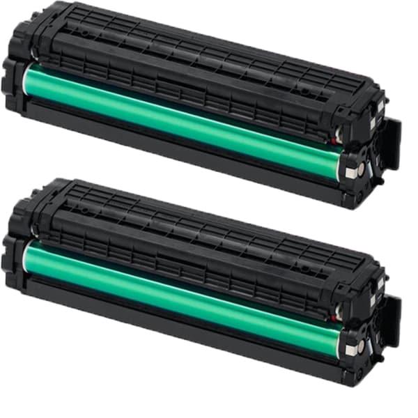 Samsung CLT-K506L Compatible Toner Cartridge For CLP-680 CLP-680ND CLX-6260FW CLX-6260 CLX-6260FD CLX-6260FR (Pack of 2)