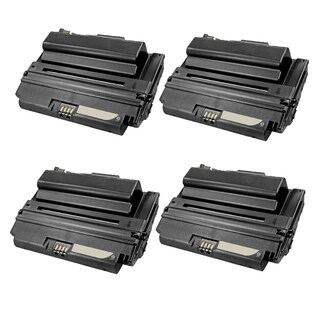 Xerox 3635 (108R00795) Black Compatible Laser Toner Cartridge Phaser 3635MFP 3635MFP S 3635MFP x (Pack of 4)