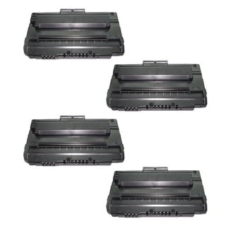 Dell 1600 Compatible Quality Black Toner Cartridge Dell 1600 1600n (Pack of 4)