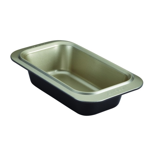 Anolon Pewter/Onyx Nonstick Bakeware Loaf Pan