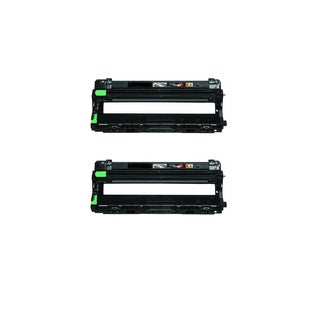 Brother DR221 Cartridge Brother HL-3170CDW MFC-9330CDW HL-3140CW MFC-9130CW (Pack of 2)