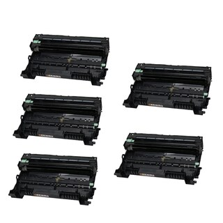 Compatible Brother DR720/ DCP 8110/ 8150/ 8155/ HL-5450/ 5470/ 6180/ MFC 8510/ 8710/ 8910/ 8950 Toner Cartridges (Pack of 5)
