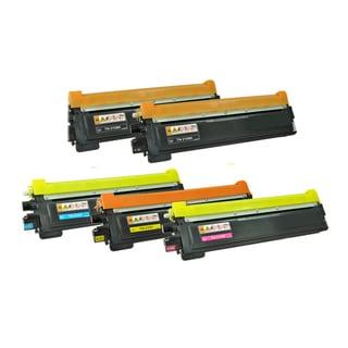 Compatible Brother TN210/ HL-3040/ HL-3040CN Toner Cartridges (Pack of 5)