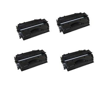 Canon 120 Compatible Black Toner Cartridge D1120 D1150 D1170 D1180 (Pack of 4)