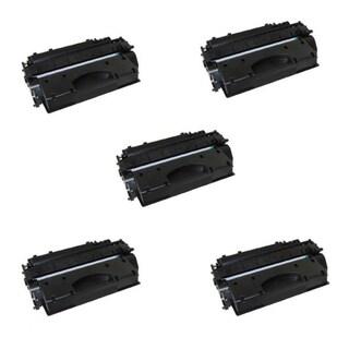 Canon 120 Compatible Black Toner Cartridge D1120 D1150 D1170 D1180 (Pack of 5)