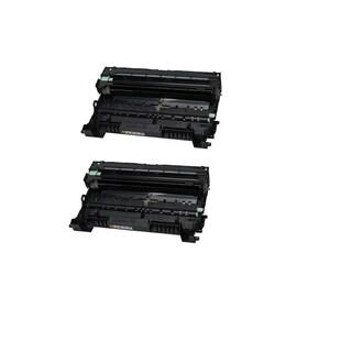 Brother DR720 Toner Cartridge FORDCP 8110 8150 HL-5450 5470 6180 MFC 8510 8710 8910 8950 (Pack of 2)