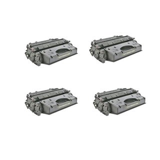 Canon 119 (3480B001AA) Compatible BK Toner Cartridge MF 5850DN 5880DN and Canon LBP 6300DN 6650DN (Pack of 4)