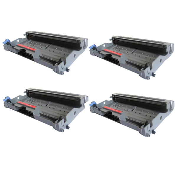 Brother DR520 Toner Cartridge FOR DCP-8060 DCP-8065 HL-5240 HL-5250 HL-5280 MFC-8460 MFC-8660 (Pack of 4)