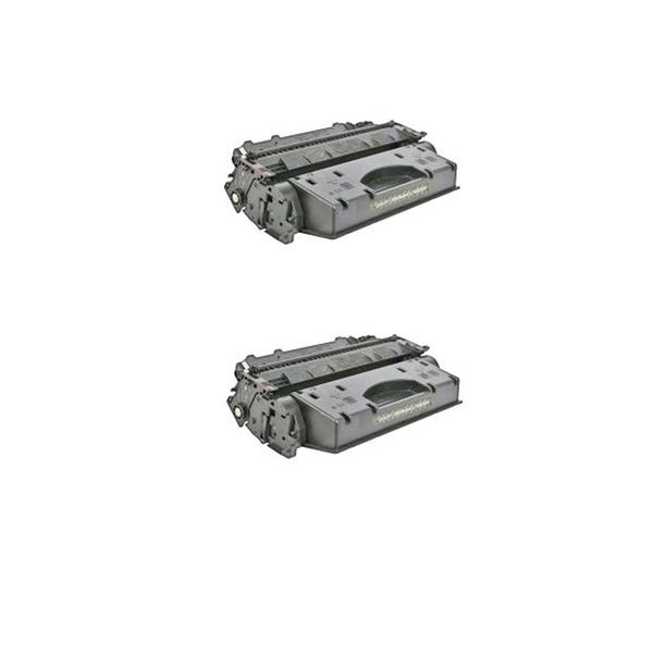 Canon 119 (480B001AA) Compatible BK Toner Cartridge MF 5850DN 5880DN and Canon LBP 6300DN 6650DN (Pack of 2)