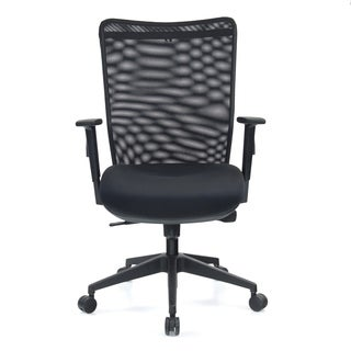 Integrity Seating Ergonomic Adjustable High Back Mesh Executive Office Chair
