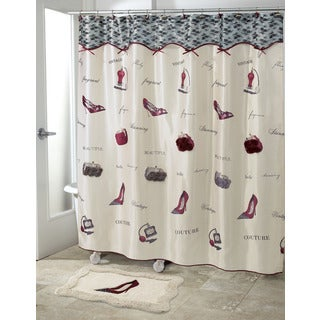 Avanti Flirty Shower Curtain