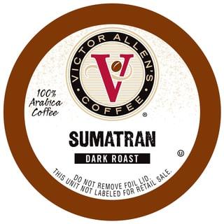 Victor Allens 'Sumatran' Single Serve Coffee K Cups