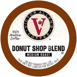 Victor Allen's 'Donut Shop Blend' Single Serve Coffee K Cups
