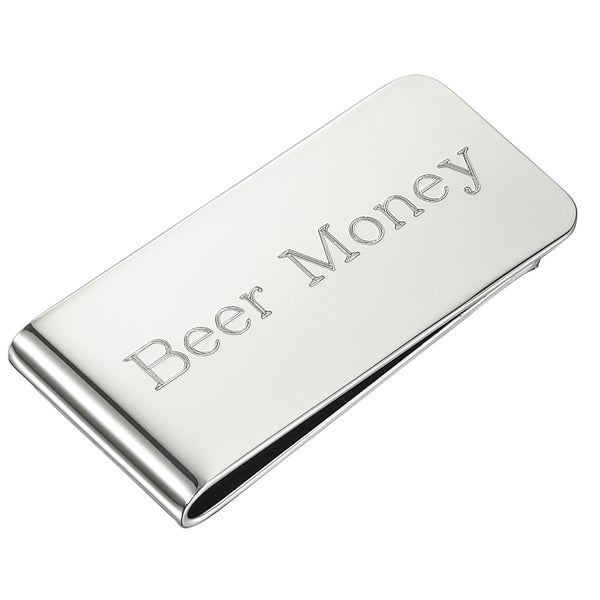 Visol Beer Money Dollar Sign Money Clip