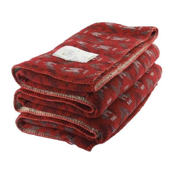 Woolrich Sherpa Brookdale Throw