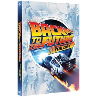 Back To The Future 30th Anniversary Trilogy (DVD) 15914767