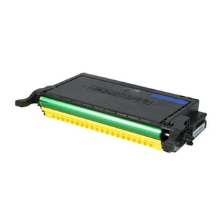 Compatible Dell 2145 Yellow Toner Cartridge ( Pack Of 1 )