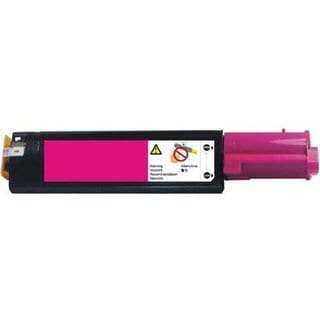 Compatible Dell 3100 Magenta Toner Cartridge Dell 3100cn 3000cn ( Pack Of 1 )