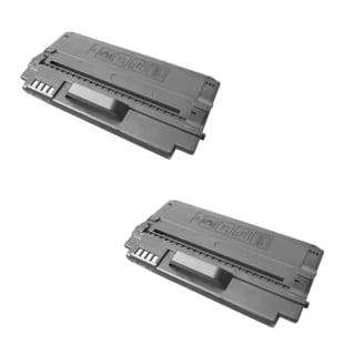 Compatible Samsung ML-D1630A/ ML-1630/ ML-160W/ SCX-4500/ SCX-4500W Black Toner Cartridges (Pack of 2)